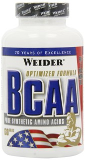 BCAA Weider Optimized formula (130табл)