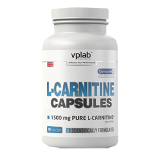 Карнитин VP Laboratory L-Carnitine (90 капсул)