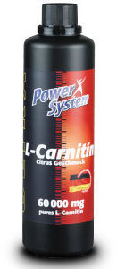 Карнитин Power System L-Carnitine Liquid 60000 mg (500 мл)