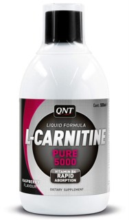 Карнитин QNT L-Carnitine Liquid 5000 Pure (500 мл)