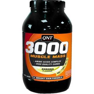 Гейнер QNT Muscle Mass 3000 (1300гр)