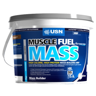 Гейнер USN Muscle Fuel Mаss (5000гр)