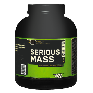 Гейнер Optimum Serious Mass (2727 гр)