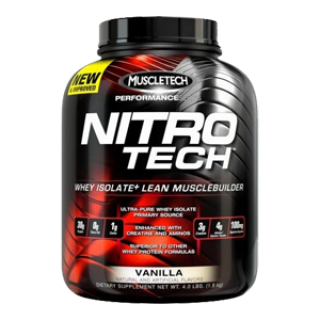 Сывороточный протеин Muscletech Nitro Tech Performance Series (1800 гр)