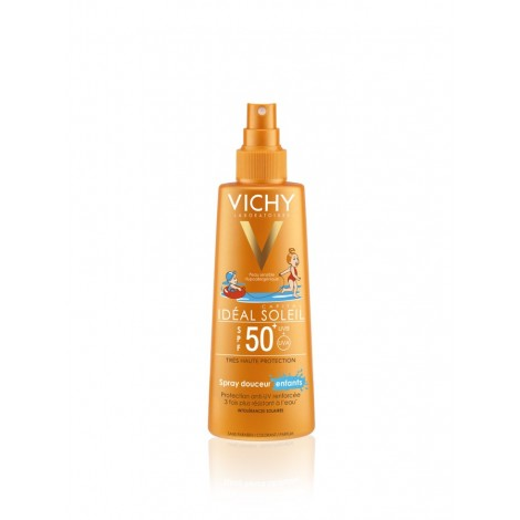 Спрей Vichy CAPITAL IDEAL SOLEIL для детей SPF50+