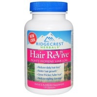 Ridge Crest Herbals, Hair ReVive, 120 капсул
