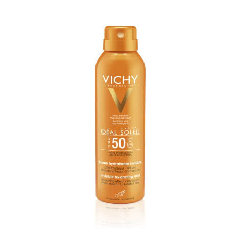 Спрей-вуаль Vichy CAPITAL IDEAL SOLEIL увлажняющий SPF 50